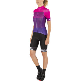 Red Cycling Products Colorblock Race Set Women purple-pink